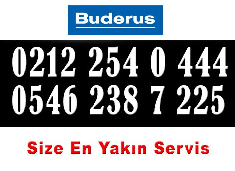 Alibeyköy Buderus Servisi