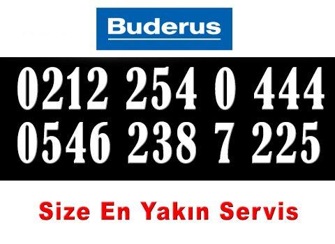 Çeliktepe Buderus Servisi